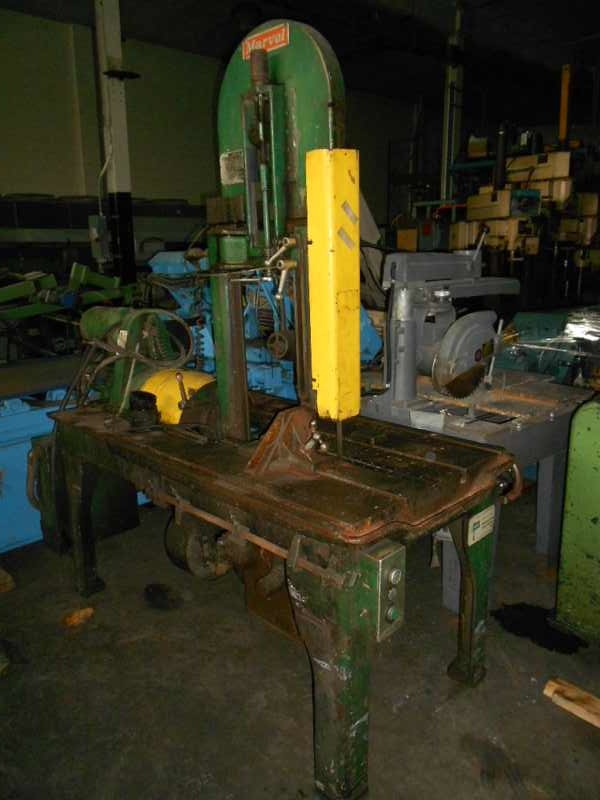 """Saws : 18"""" X 18"""" Marvel Model 8 Vertical Band Saw Aleco"""